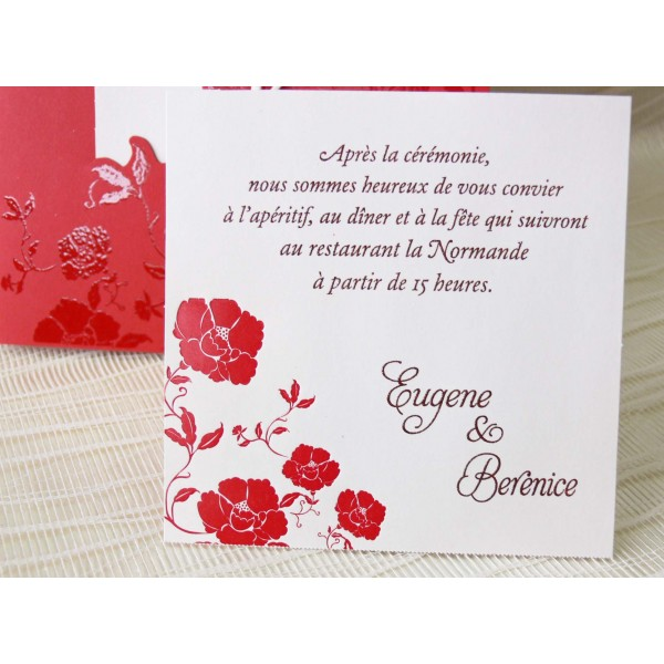mariage blog cartes d invitation mariage. Black Bedroom Furniture Sets. Home Design Ideas