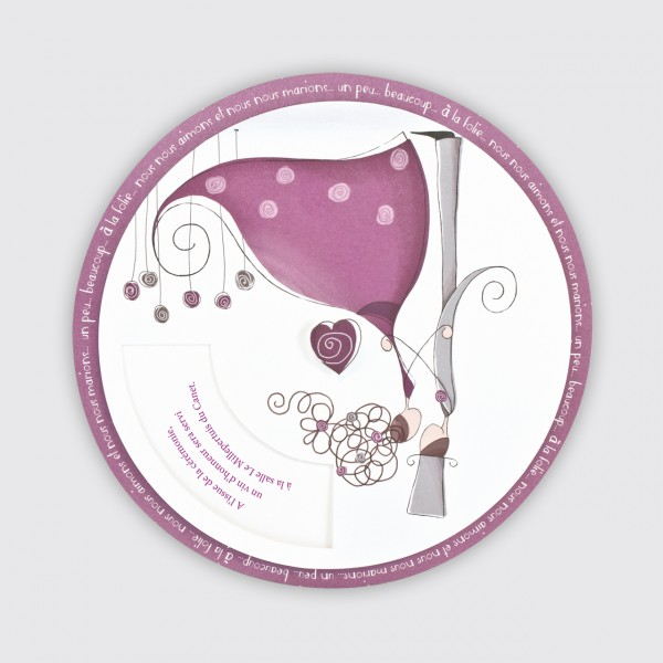 faire part mariage regalb just married jh 3252 - Faire Part Mariage Regalb