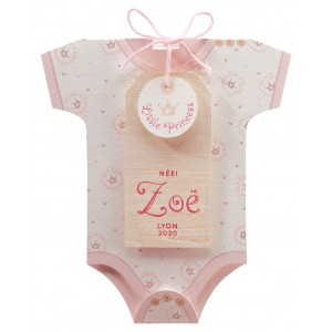 Faire-part naissance BELARTO Collection Welcome Wonder - 715005