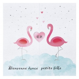 Faire-part naissance BELARTO Collection Welcome Wonder - 717049