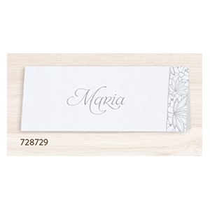 Chevalet porte-nom mariage Belarto collection Yes We Do - ref 728729