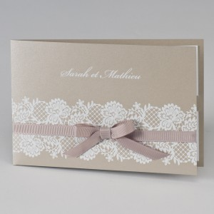 Faire-part - mariage buromac collection papillons -108.061